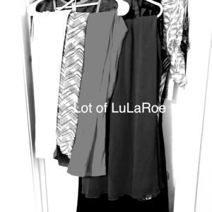 LuLaRoe Closet Clean Out!
